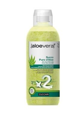 ZUCCARI succo puro d'Aloe Vera 1 litro