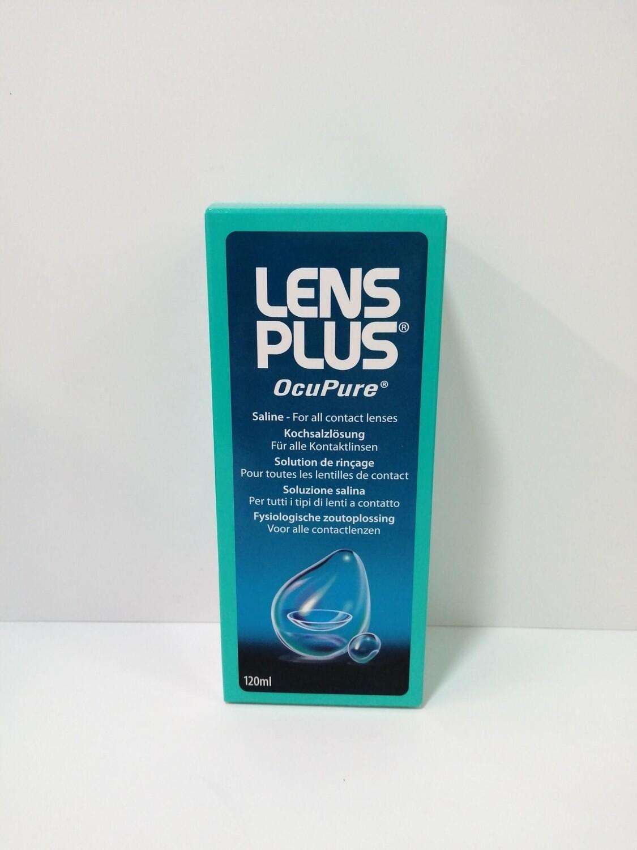 LENS PLUS liquido per lenti 120 ml