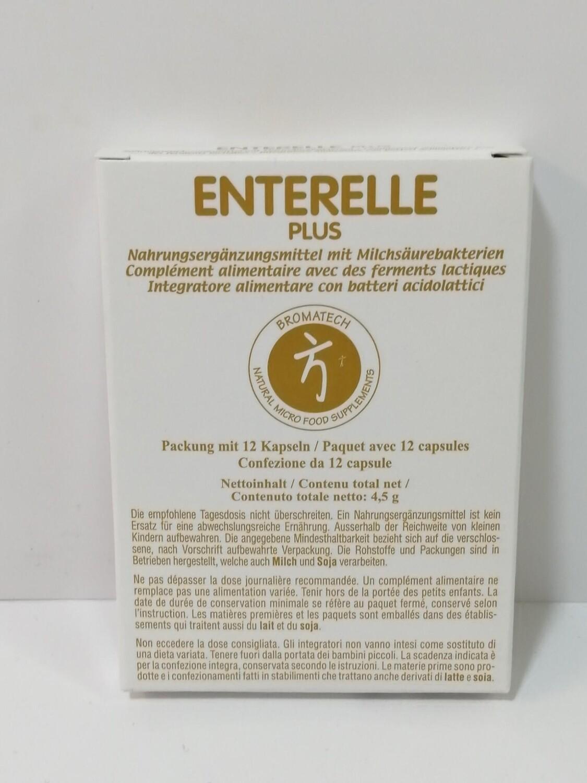 BROMATECH Enterelle PLUS fermenti lattici 12 capsule