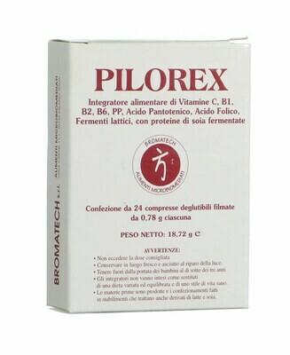 BROMATECH Pilorex fermenti lattici 24 compresse