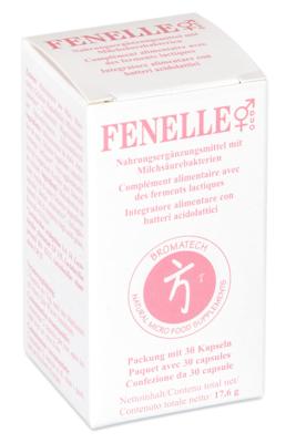 BROMATECH Fenelle fermenti lattici 30 capsule