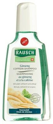 RAUSCH shampoo caffeina-ginseng 200 ml