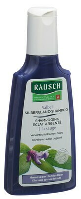 RAUSCH shampoo alla salvia 200 ml