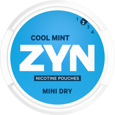 ZYN Coolmint 3mg