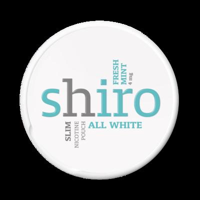 SHIRO Freshmint 4mg