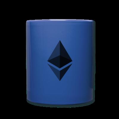 Blue Ether Mug
