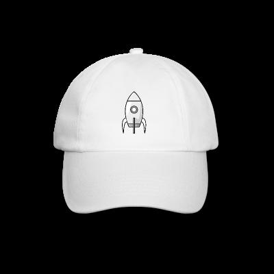 White Rocket Cap