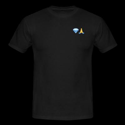 Black Diamond Hands T-shirt