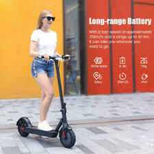 VC Electric Scooter (350W / 36V / 7.5AH - With App)
