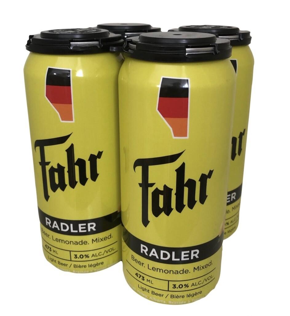 Radler Flat (4 pack)