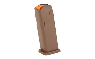 Glock 19 gen 5 FDE Mag