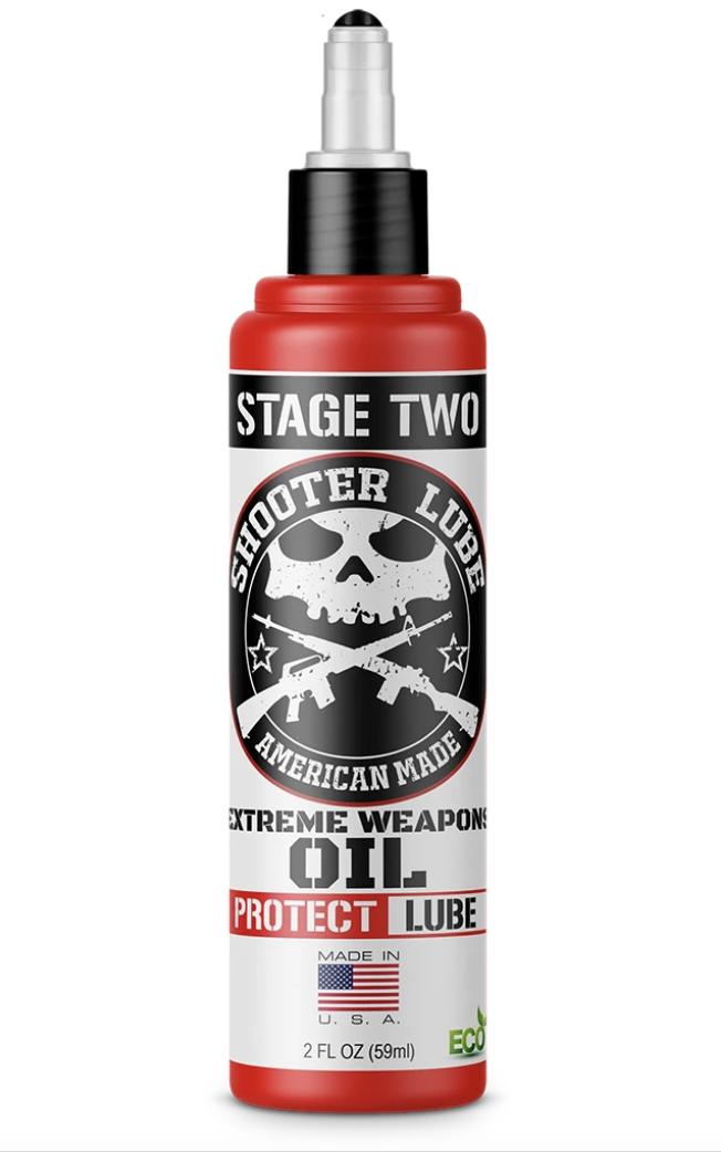 Shooter Lube Oil
