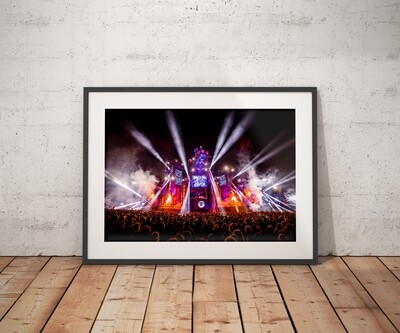 RELIC (Boomtown) Limited Edition A3 Print
