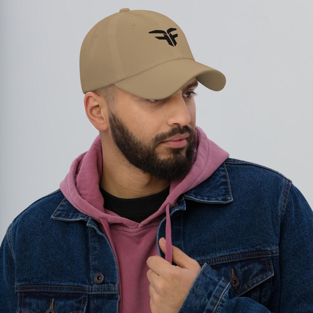 Fanboy Fighter Crest Hat -Black