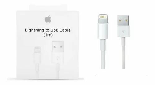 Cable 100% original apple de 1 metro