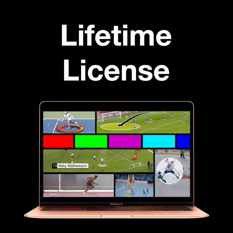 Video Analysis Lifetime License