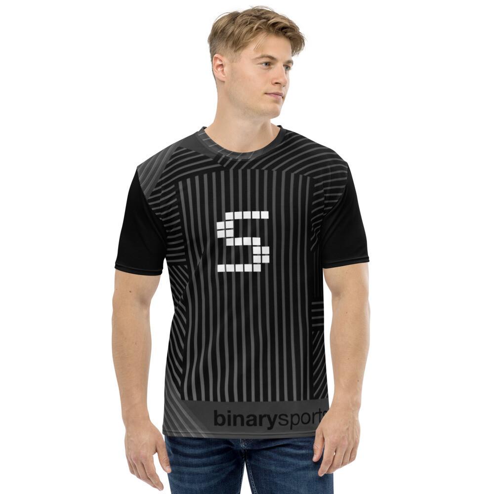 Binary Sports Men's T-shirt