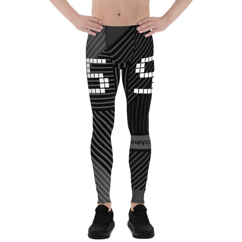 Binary Sports Men's Leggings