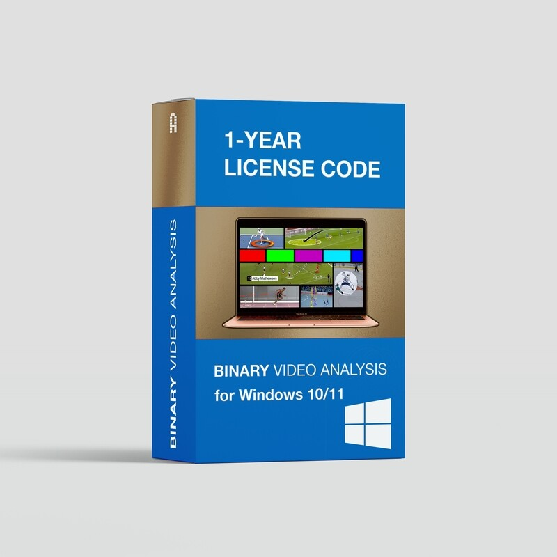 Video Analysis 1-year License Code for Windows 10/11