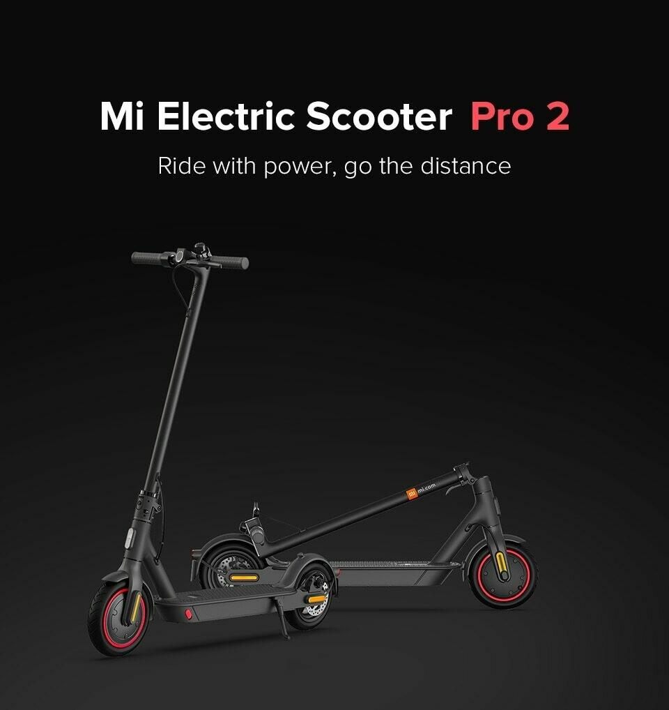 Mi Electric Scooter Pro 2 originale Xiaomi Mijia pieghevole leggero Skateboard adulto Pro 25 km/h Mi e-scooter Skateboard Pro 2