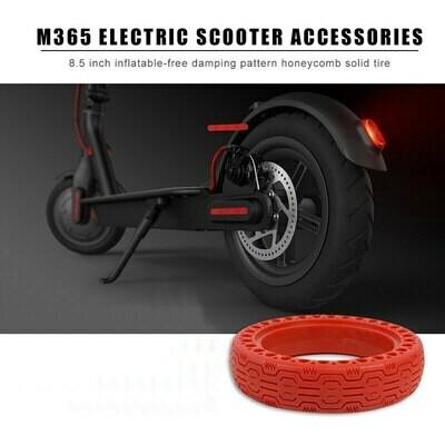 """Pneumatico per scooter elettrico per M365/Pro aggiornato durevole in Silicone 8.5 """"pneumatici antivibranti senza gonfiaggio solido m365 scooter Pro"""