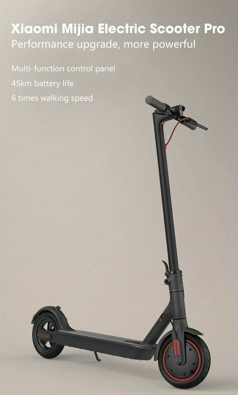 Xiaomi M365 Pro scooter elettrico Mijia e-scooter 45km batteria Skateboard Hoverboard Longboard 2 ruote patinete adulto Smart App