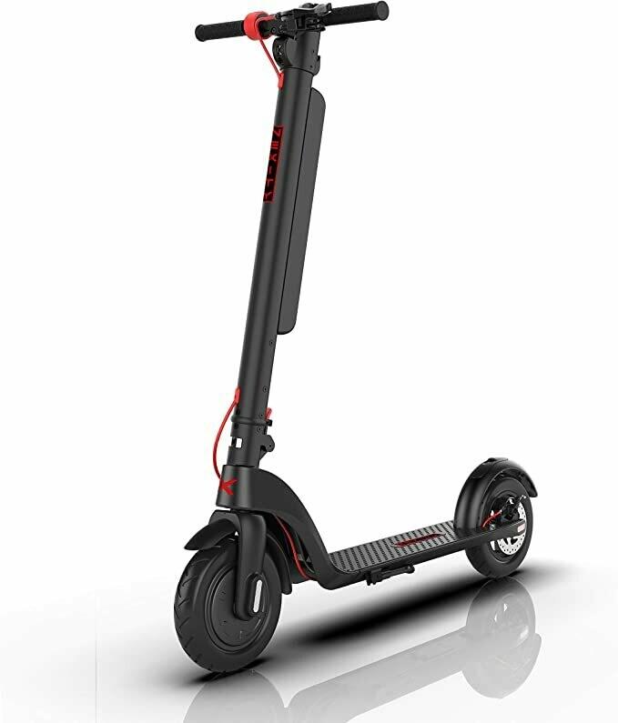 Nexity Monopattino Elettrico X8 Sonic 2021 | Batteria Rimovibile 12,8Ah  | Autonomia 45 Km |