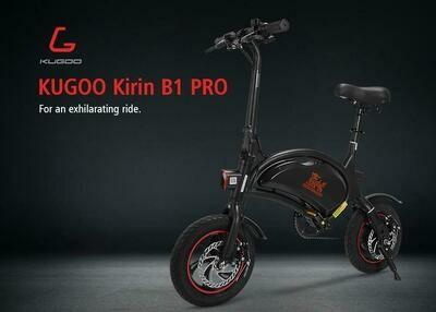 Kugoo Kirin B1 Pro