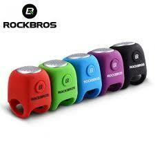 ROCKBROS campanello per ciclismo elettrico 90 dB corno antipioggia