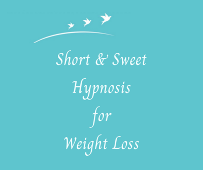 Hypnosis For Healthy & Realistic Weight Loss
