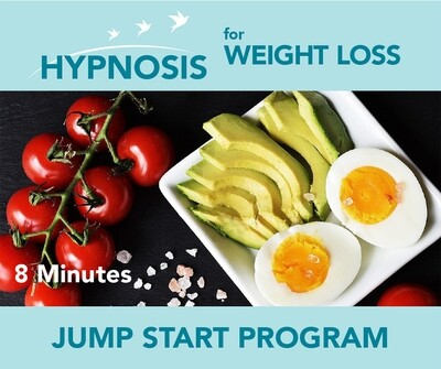 Hypnosis For Weight Loss - Jump Start
