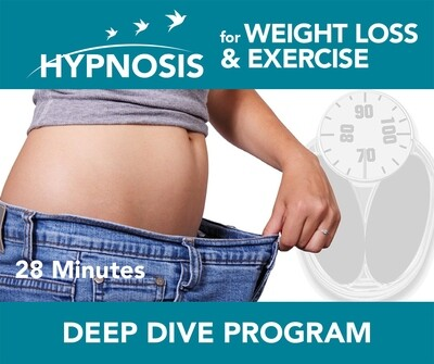 Hypnosis for Weight Loss and Exercise - Deep Dive