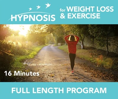 Hypnosis for Healthy Eating and Exercise