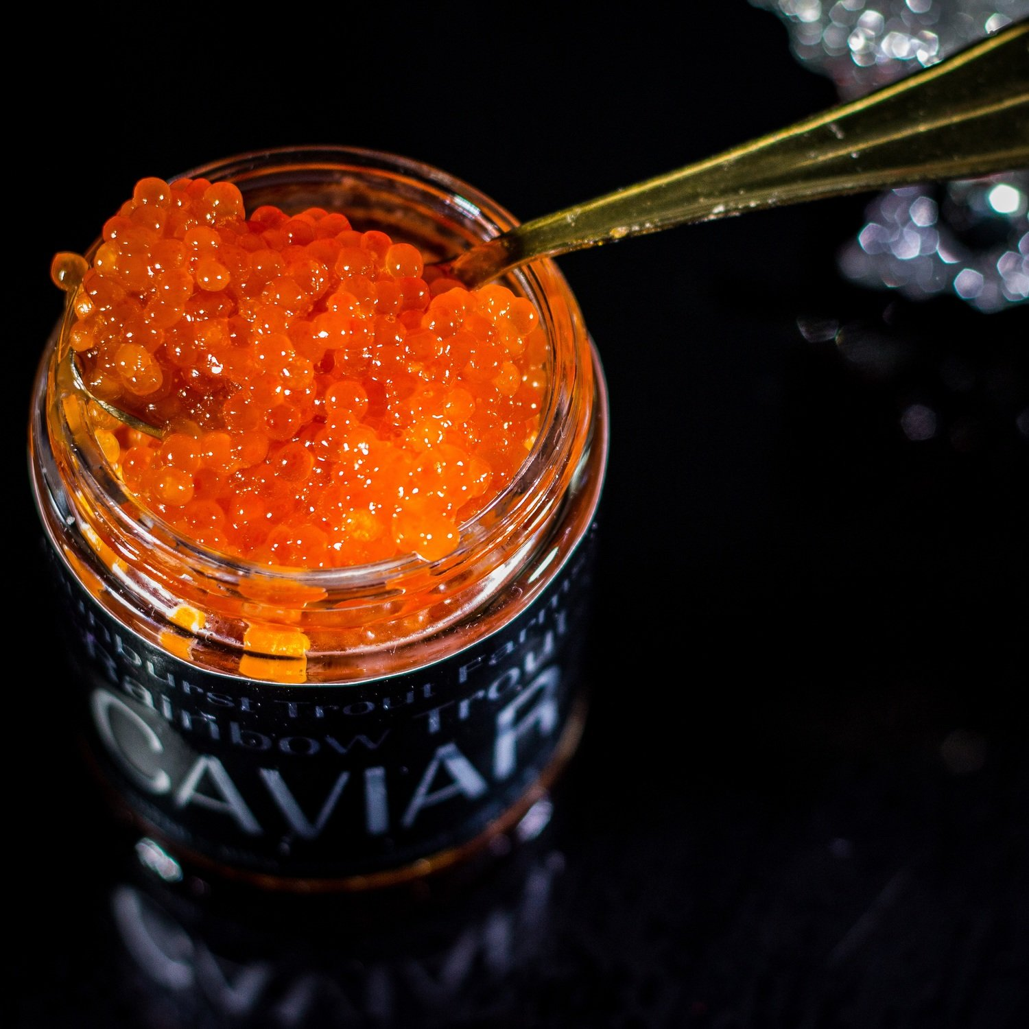 Original Rainbow Trout Caviar