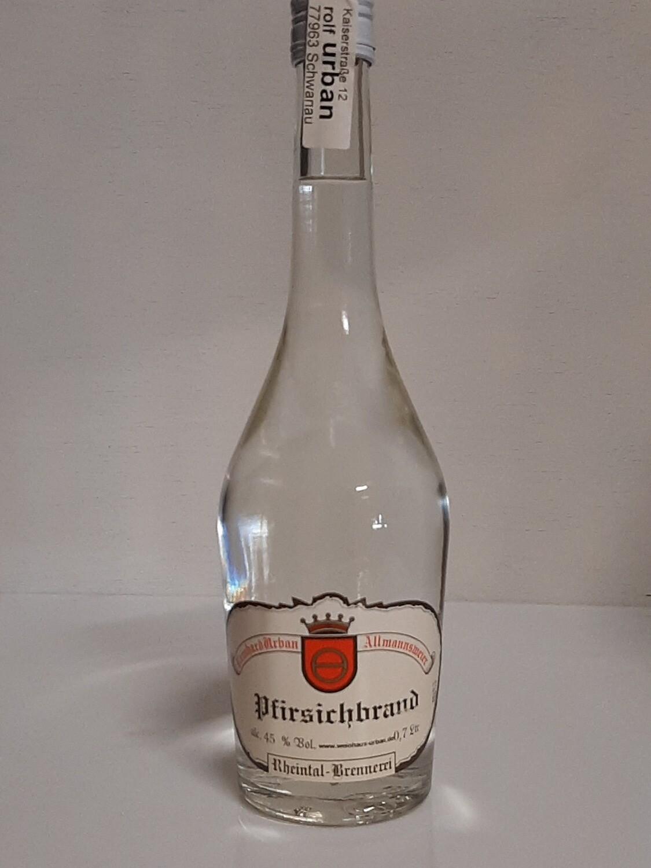 Pfirsich Brand 0,7 Ltr