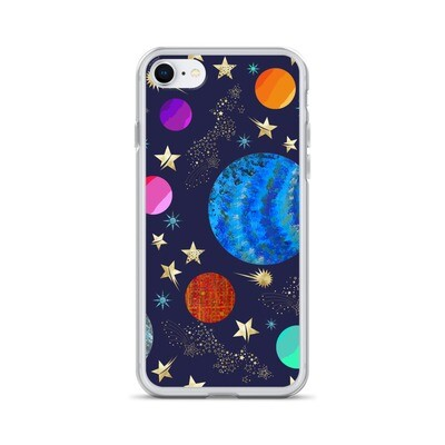 iPhone Case Space Sushi