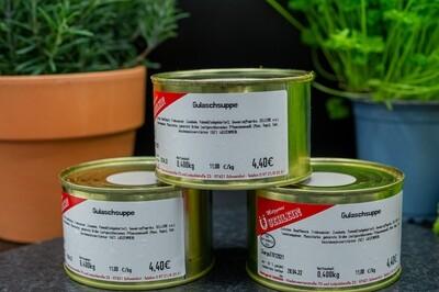 Gulaschsuppe 400 g
