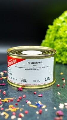 Metzgerkraut 400 g