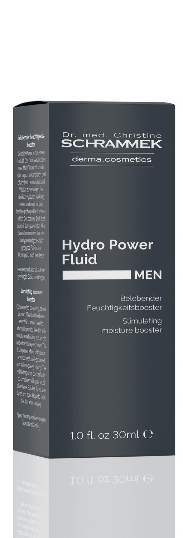 HYDRO POWER FLUID POUR HOMMES - 30 ml