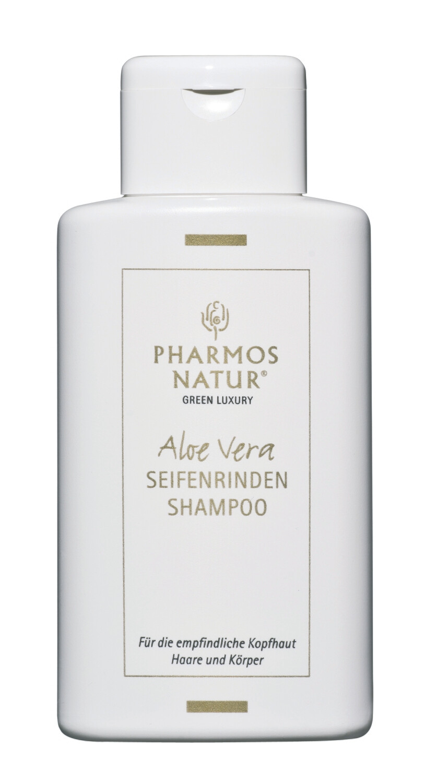 SOAP BARK SHAMPOO – Aloe Vera Bio AU BOIS DE Panama du Chili – 250ml