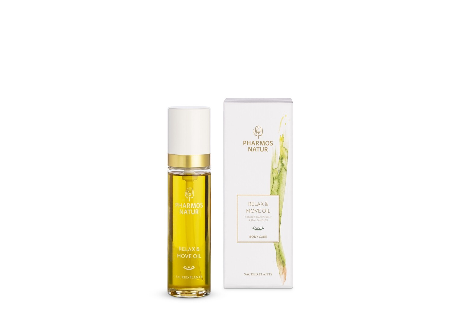 RELAX & MORE OIL - 63ml