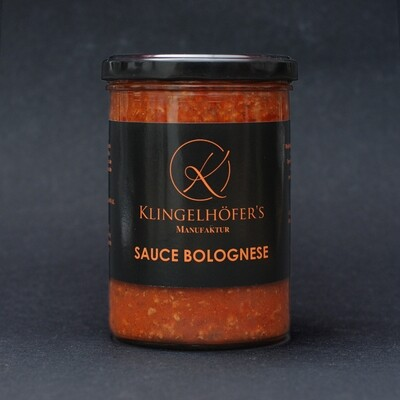 Sauce Bolgnese