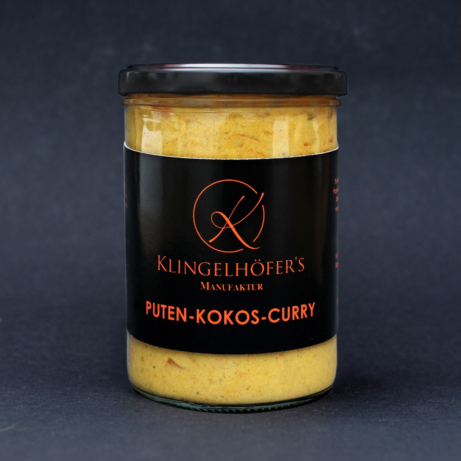 Puten Kokos Curry