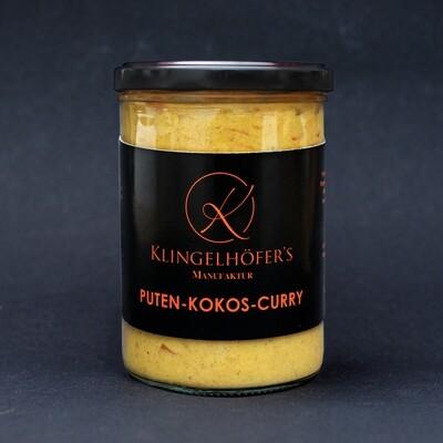 Puten Kokos Curry