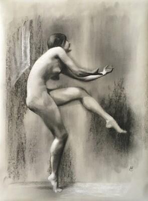 Nude Dancer II
