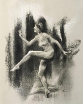 Nude Dancer III