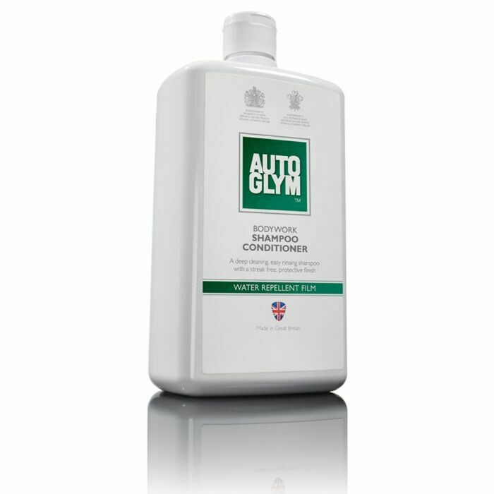 Bodywork shampoo conditioner