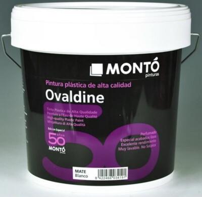 MONTÓ OVALDINE MATE 50ANIVERSARIO INTERIOR 12L