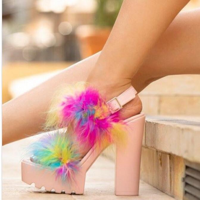 Rainbow Fur