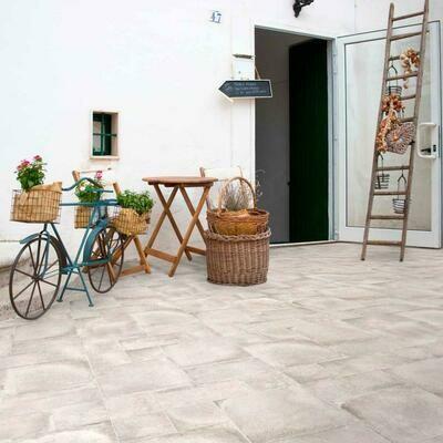 Opus Design Porcelain Taupe Tiles
